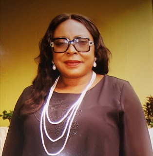 UNIZIK 6th substantive Registrar, Barr. Philomena Iwara Okoye