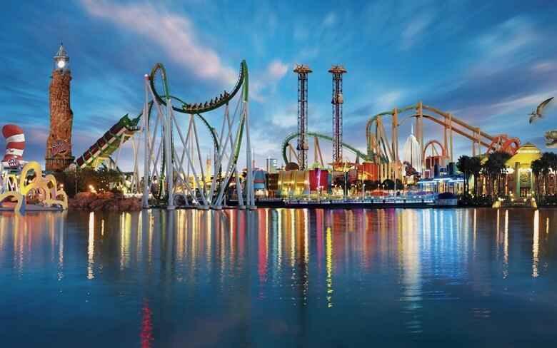 7 Taman Rekreasi Terbaik di Dunia