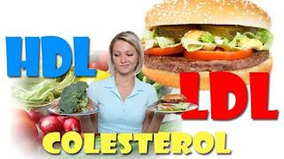 cara alami menurunkan kolesterol tinggi