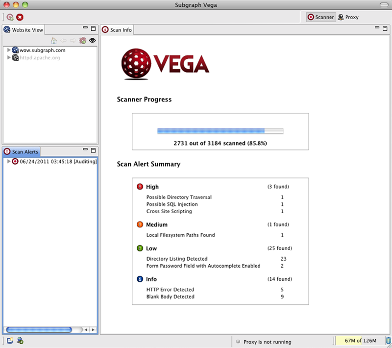 longjidin: Vega – Open Source Cross Platform Web-Application