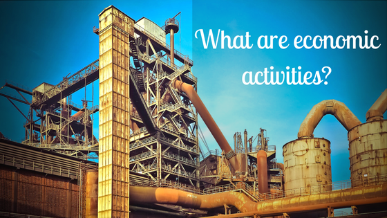 what are economic activities?