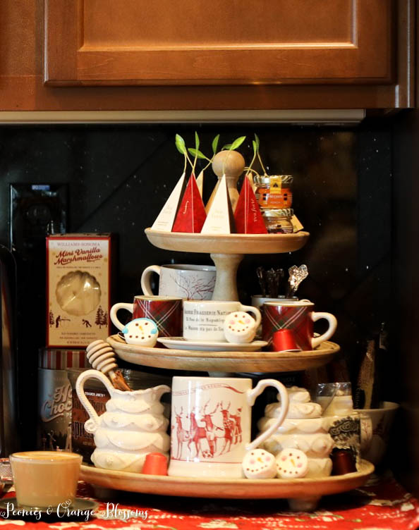How to Get your Coffee Bar Ready for the Holidays!
