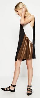 http://www.zara.com/pl/pl/kobieta/sukienki/sukienka-z-metalizowanej-tkaniny-z-kolorowymi-wstawkami-c269185p3694603.html