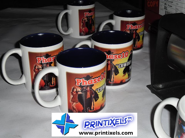Customized Mugs as Giveaways