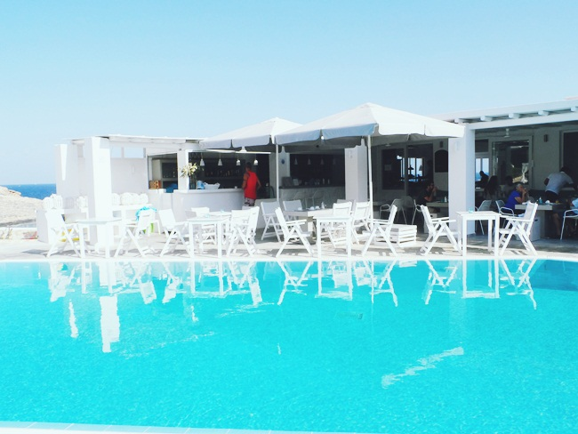 Minois village hotel and spa in Paros