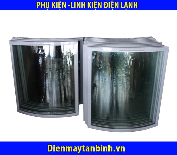 [Vật tư phụ kiện] Kính cong lùa tủ đông