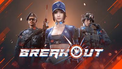 Garena BreakOut: เบรคเอาท์ FPS APK v1.1. Premium full hack