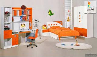 Modern Children's Rooms 9