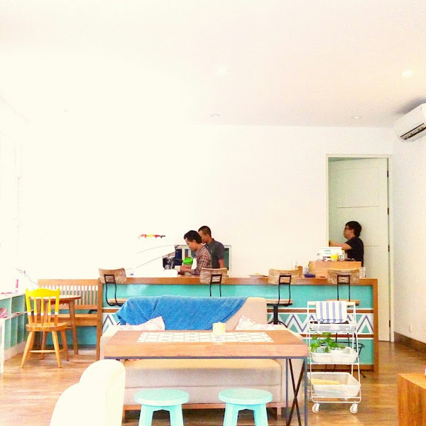 Arung Senja: Creative Kitchen