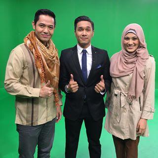 Fadi Iskandar Pembawa Acara Sasuke Ninja Warrior Indonesia
