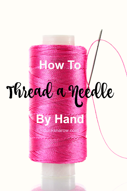tips, household hints, beginner sewing, crafts sew, needle, thread, DIY