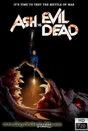 Ash Vs Evil Dead Temporada 3 [720p] [Latino-Ingles] [MEGA]
