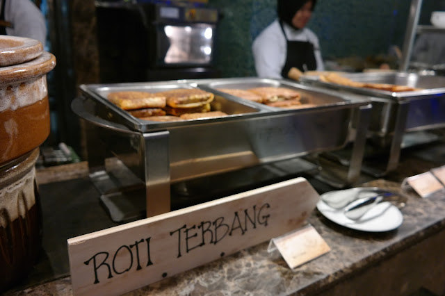 Ramadhan Buffet Dinner at Swiss-Garden Hotel and Residences Kuala Lumpur, roti terbang,