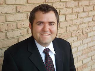 Rabbi Matt Dreffin from the ISJL