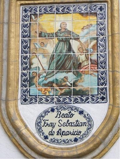 Fray Sebastián de Aparicio, por Enrique López-Tamayo Biosca