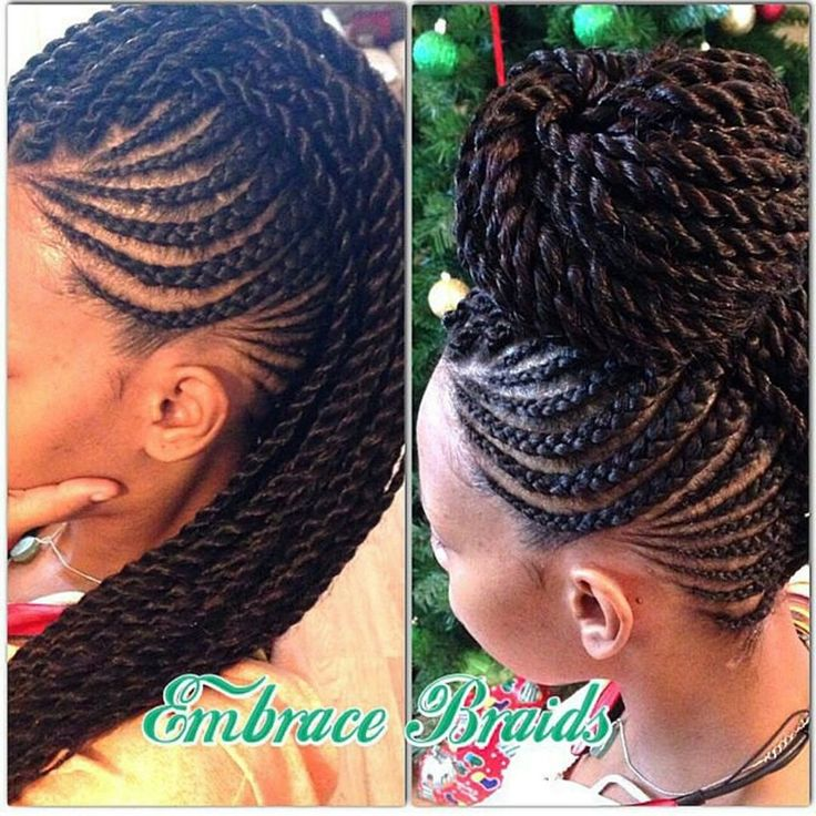 Cool Black Hairstyles Revisited 10 Interesting Hairstyles For Black Hairstyle Inspiration Daily Dogsangcom