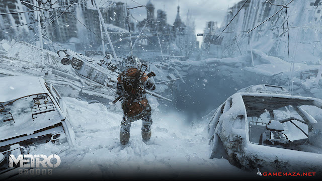 Metro Exodus Gameplay Screenshot 3
