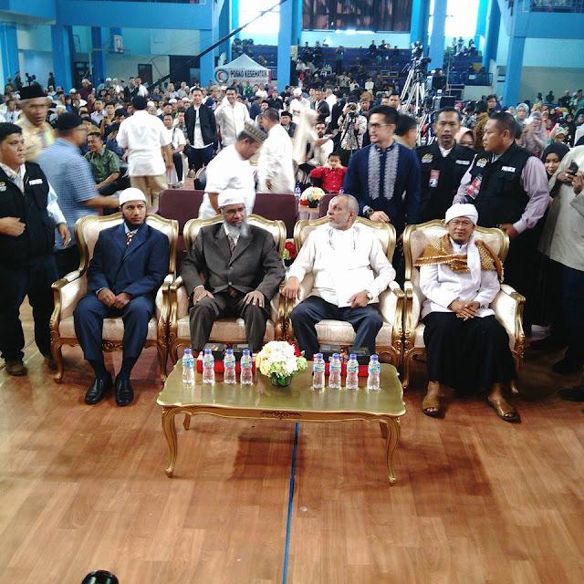 10 Ribu Orang Daftar Ceramah Zakir Naik di Makassar