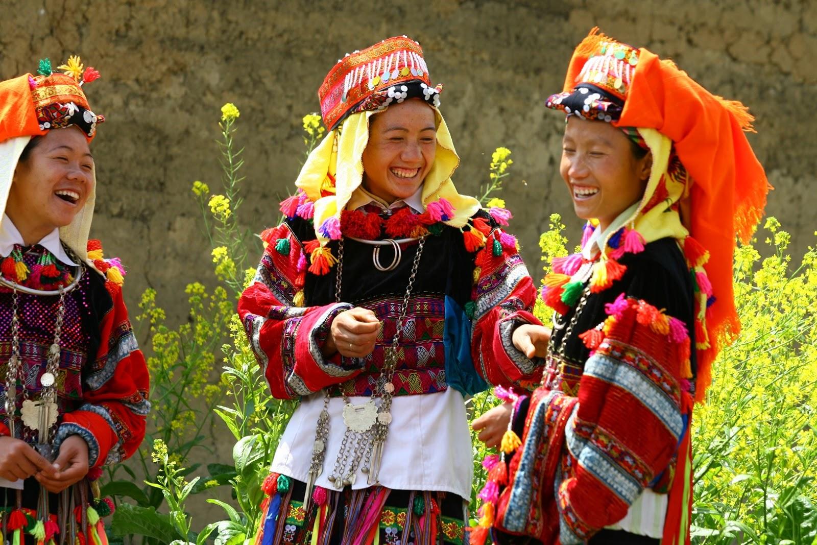 vietnamese ethnic minorities vietnam travel blog