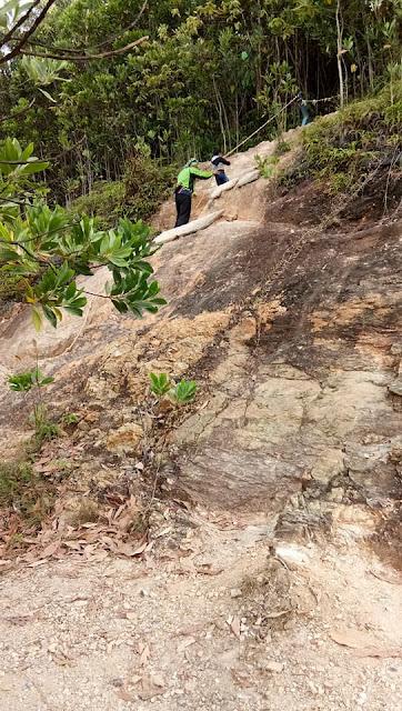 Mendaki Bukit Adalah Senaman Terbaik