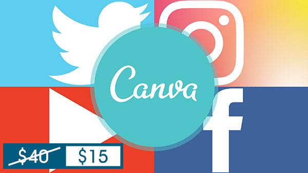 Canva: Gráficos profesionales para tus redes sociales
