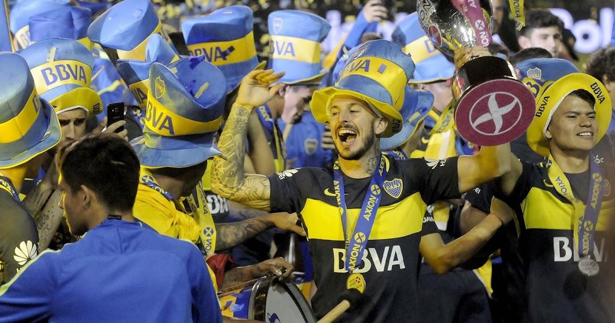 Boca Salió Campeón Y River Se Aseguró El Subcampeonato