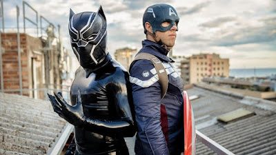 Captain America A Gay XXX Parody Part 2