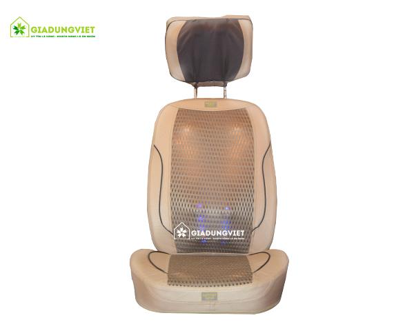 Đệm massage hồng ngoại thiết kế hiện đại bảo vệ sức khỏe
