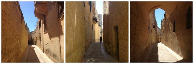 Le atmosfere e i silenzi di Mdina - Foto di Elisa Chisana Hoshi