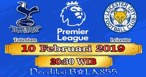 Prediksi Bola855 Tottenham vs Leicester 10 Februari 2019