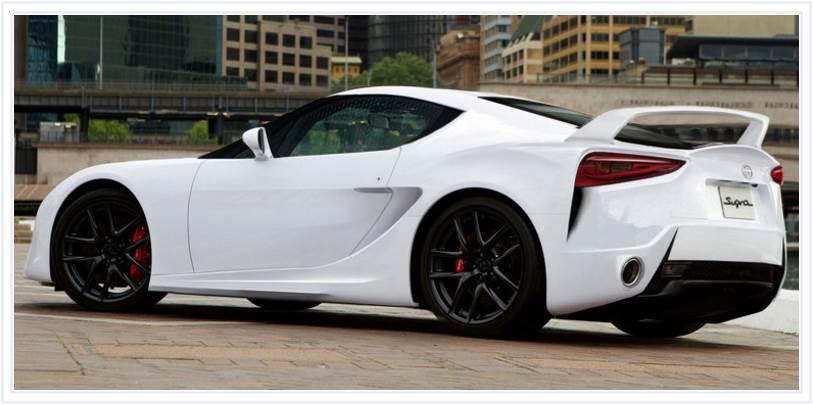 2019 Toyota Supra Concept Release Date And Specs | Auto ...