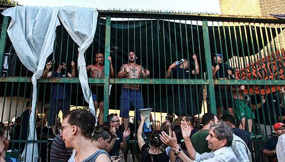 La CTA Autónoma repudia la represión y respalda la lucha de los trabajadores gráficos despedidos por el grupo Clarín