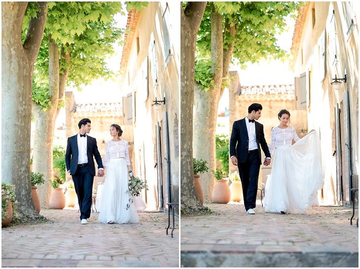 photographe mariage provence domaine souviou