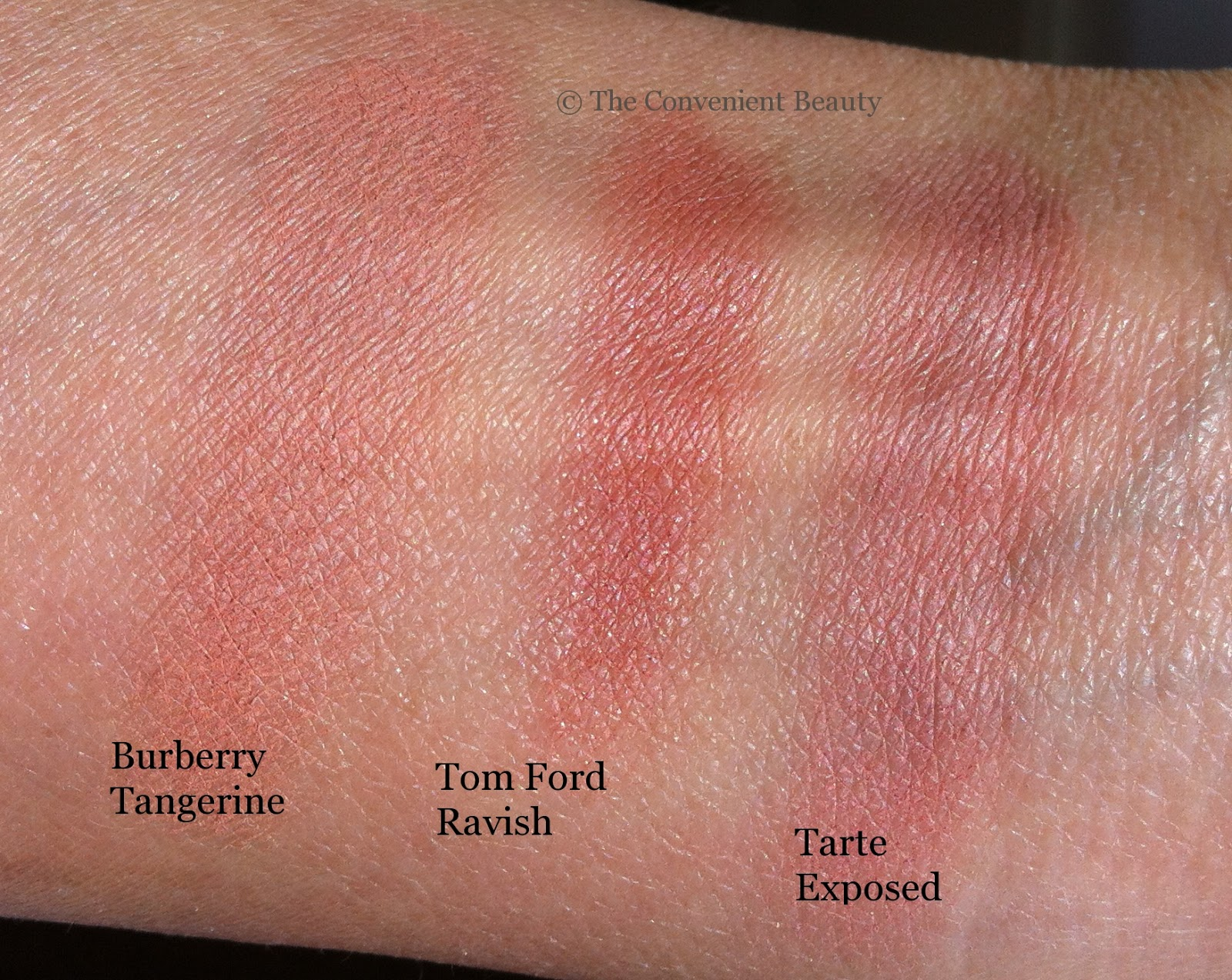 Blushes Tom Ford Beauty