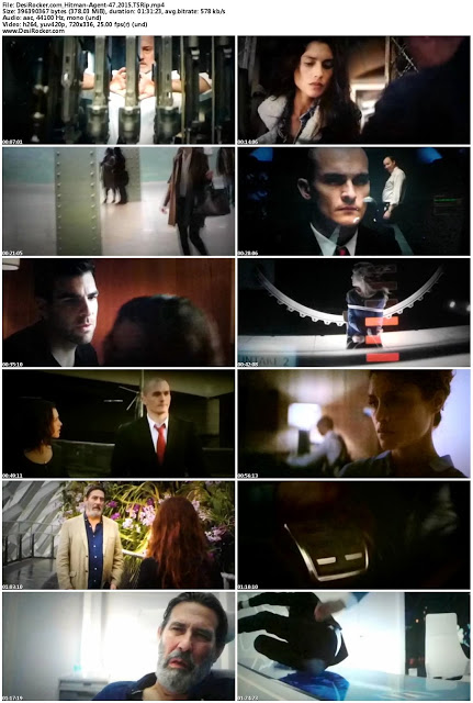 Movies 300mb 720p Movies Hitman Agent 47 2015 Ts Rip 350mb