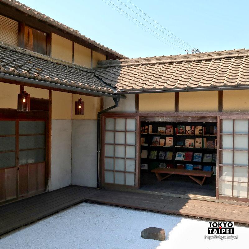 【不在的存在】老屋內的奇妙藝術品 還附設圖書室和餐廳