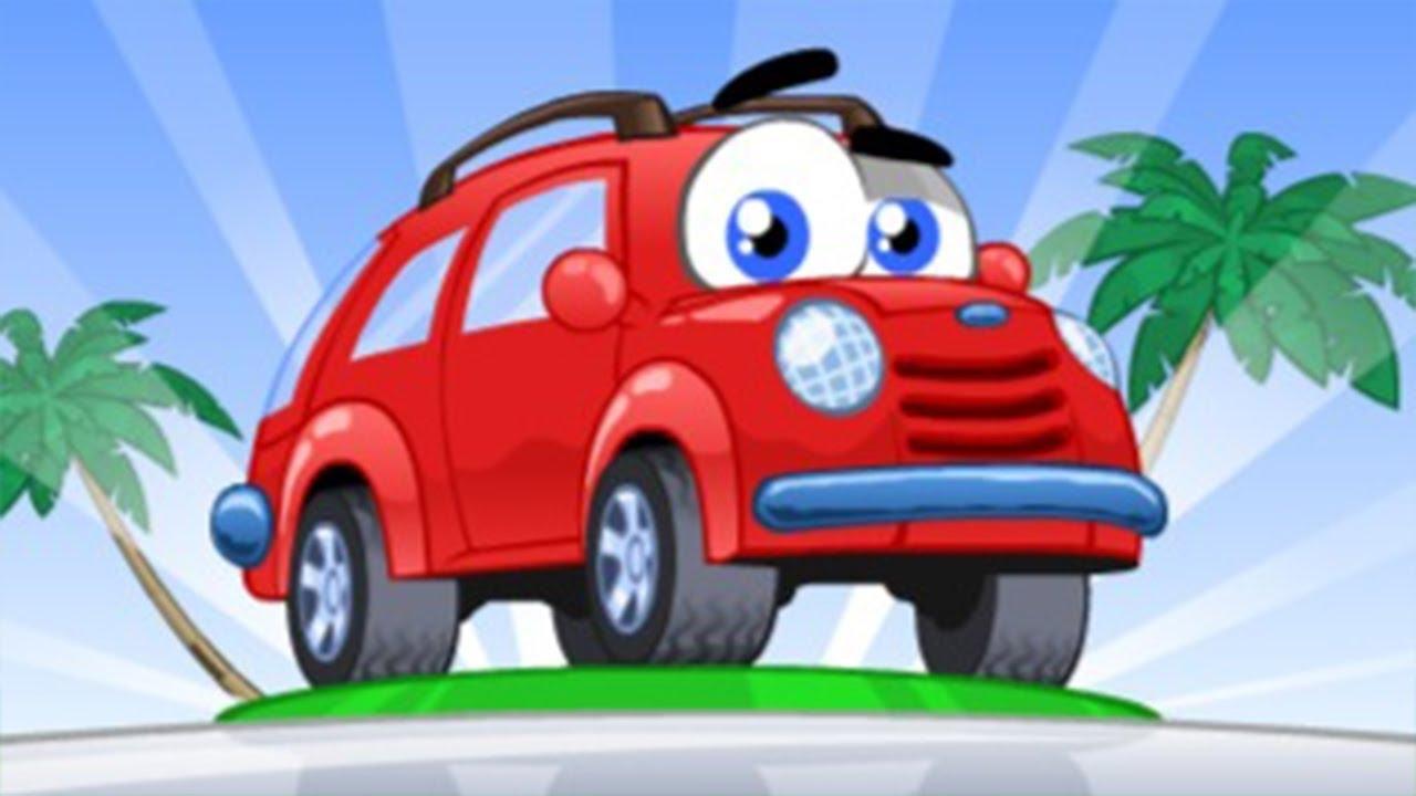 Wheely das rote Auto Spiel 4