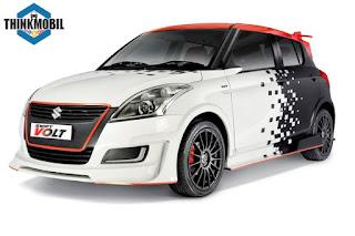 Modifikasi Suzuki Swift Terbaru