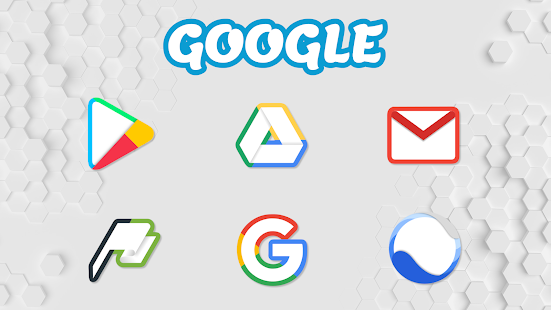 Color Line Icon Pack
