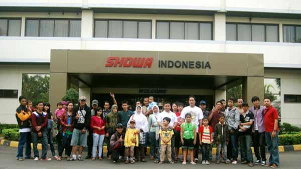 Lowongan Kerja SMK,SMA di PT Showa Manufacturin Indonesia