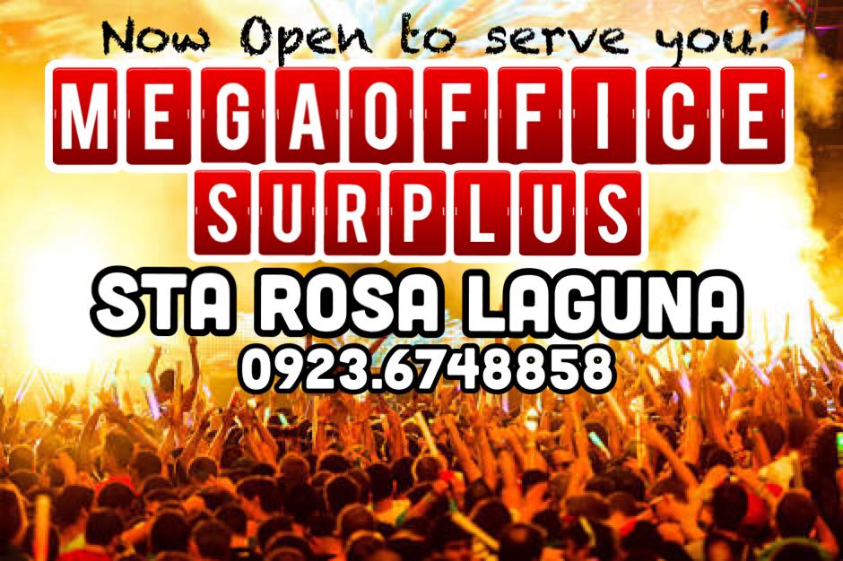 cheap office furniture in laguna : megaoffice surplus - sta rosa