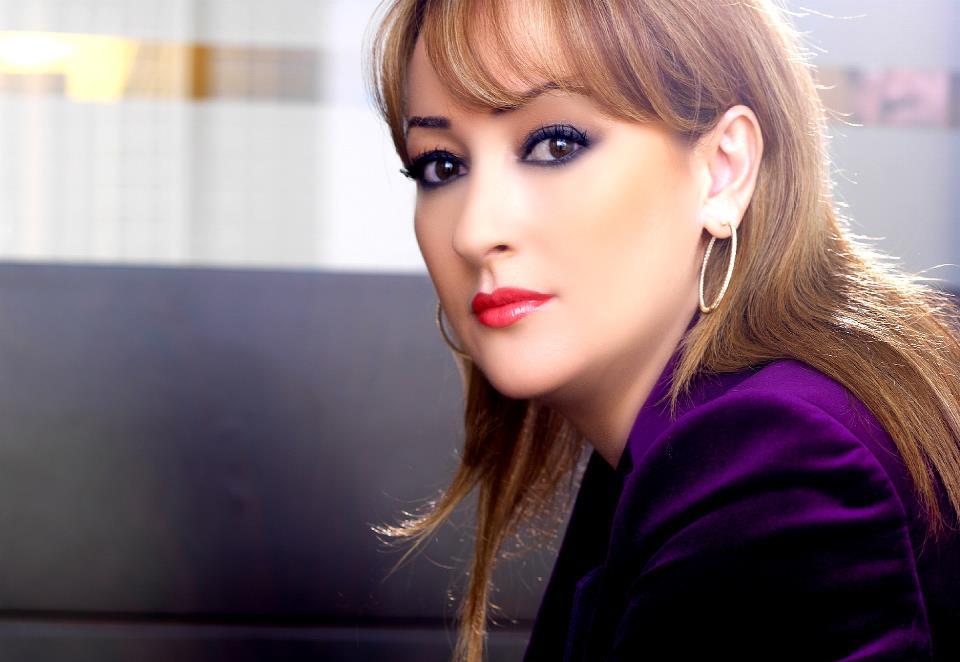 فاطمة بن حوحو رئيساً للجان حكام مونديال القاهرة للاعمال الفنية والاعلام 2016
