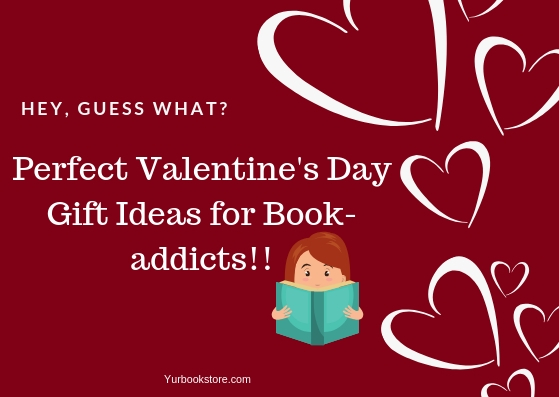 Perfect Gift Ideas for booklovers this Valentine Day