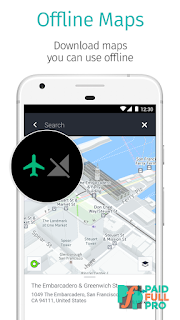 HERE WeGo Offline Maps And GPS Mod APK