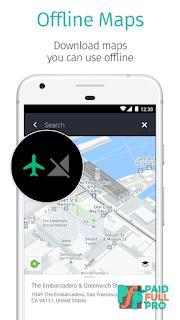 HERE WeGo Offline Maps And GPS Mod APK