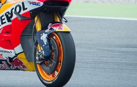 Kenapa Motor MotoGP tidak pakai Rem ABS