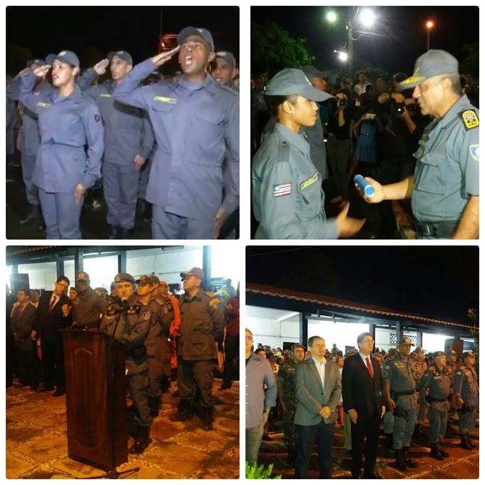 Realizada solenidade de Formatura do curso de Soldados em Caxias