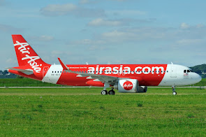 1st A320neo for AirAsia