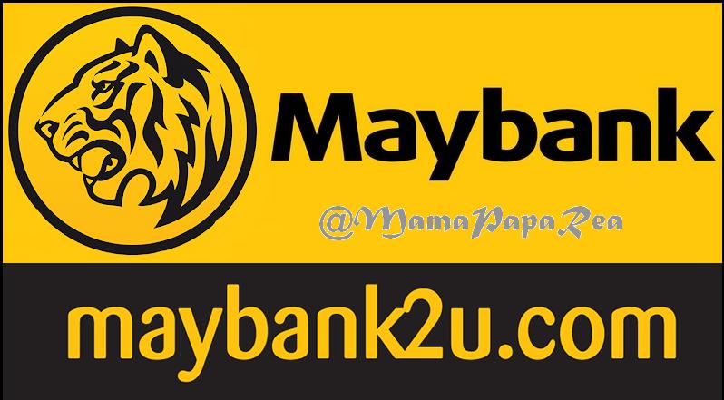 Cara Print Penyata Statement Bank Dari Maybank2u Mamapaparea Lifestyle Healthy Beauty