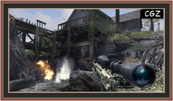 Image For Call of Duty 4 - Modern WarfarePc Download Full Screen Shot.No 2